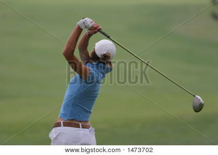 Swing Golf Lady
