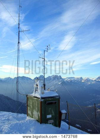 Mountaintop Weather Station