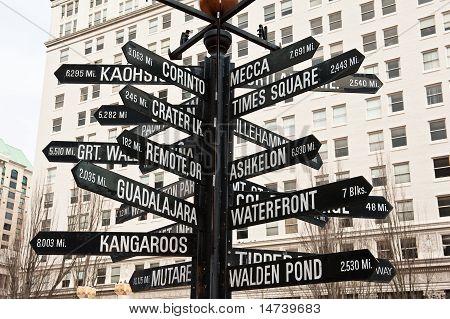 Portland Signs