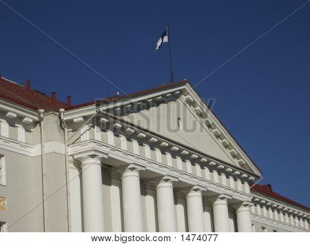 Detail Of University Of Tartu