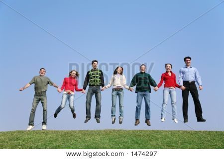 Jumping Group