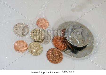 Money Down The Drain