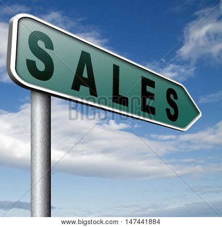 sales online shopping concept with discount web shop bargain cheap order at webshop sale  3D illustration