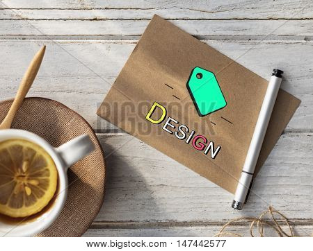 Tag Trademark Copyright Business Marketing Icon Concept
