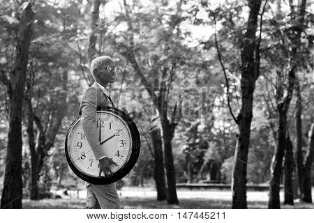 Alarm Timing Clock Schedule Punctual Time Concept