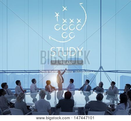 Study Education Ideas Insight Knowledge Learn Concept