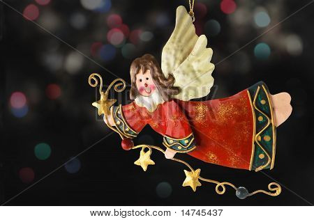 Tinplate Angel