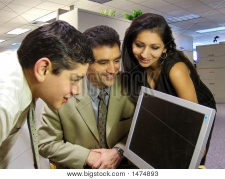 Office Trio Team