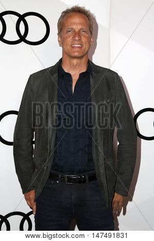 LOS ANGELES - SEP 15:  Patrick Fabian at the Audi Celebrates The 68th Emmys at the Catch on September 15, 2016 in West Hollywood, CA