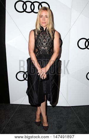 LOS ANGELES - SEP 15:  Piper Perabo at the Audi Celebrates The 68th Emmys at the Catch on September 15, 2016 in West Hollywood, CA