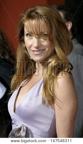 Jane Seymour at the Los Angeles premiere of 'Just Like Heaven' held at the Grauman's Chinese Theatre Hollywood, USA on September 8, 2005.