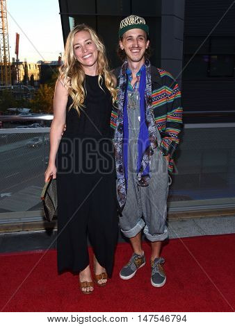 LOS ANGELES - SEP 10:  Piper Perabo and Jason Shelton arrives to the Celebration of Dance Gala 2016 on September 10, 2016 in Hollywood, CA