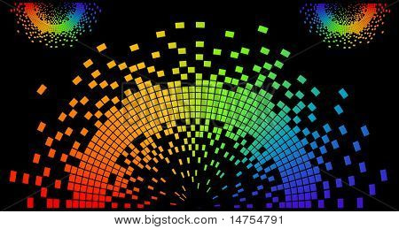 Ondulado Pixels