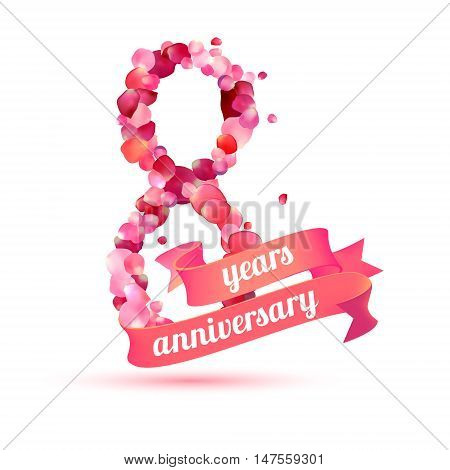 Eight (8) Years Anniversary