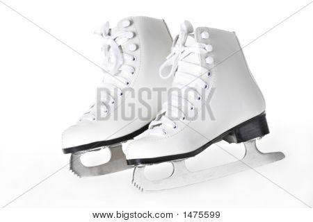 A Pair Of Figure Skates