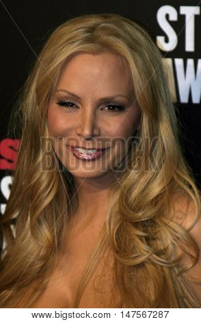 Cindy Margolis at the 2005 Stuff Style Awards held at the Hollywood Roosevelt Hotel in Hollywood, USA on September 7, 2005.