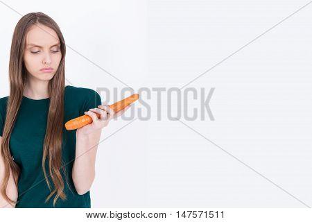 I Don't Like Carrot