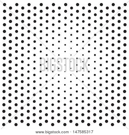 Abstract Grid Dots illustration, Dotted, Pop Art Background, Halftone Pattern, Retro Style