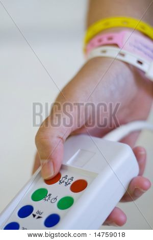 hospital nurse call button