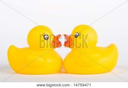 Squeak Toy Rubber Duck