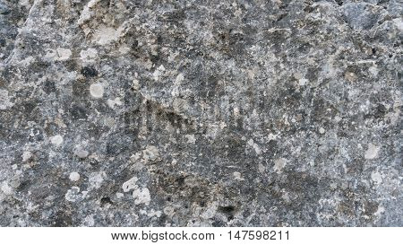 Gray Stone texture background wide angle light