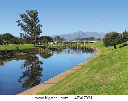 Paarl, Berg River, Western Cape South Africa
