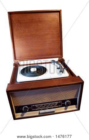 Radio Vintage 50s