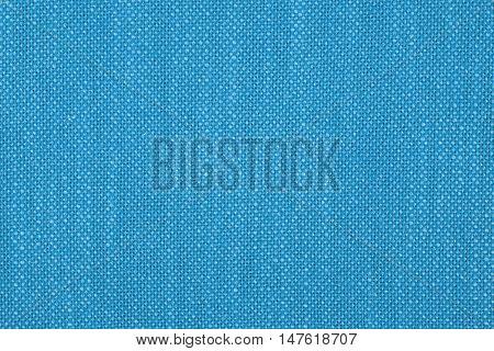 material blue fabric background texture closeup textile