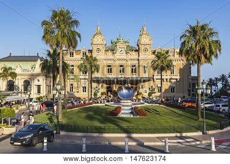 Grand Casino De Monte Carlo, Monaco