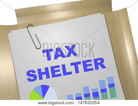 Tax Shelter Concept