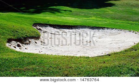 Golf desarenador
