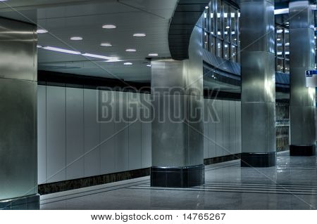 Subway Station (HDRi)