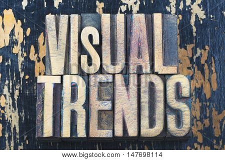 Visual Trends Concept