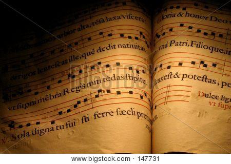Lateinischer Hymnen