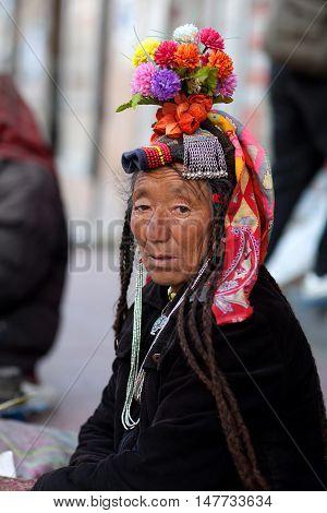 Women From Ladakh, India