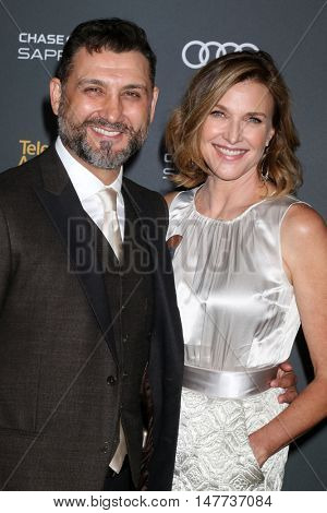 LOS ANGELES - SEP 16:  Guest, Brenda Strong at the TV Academy Performer Nominee Reception at the Pacific Design Center on September 16, 2016 in West Hollywood, CA
