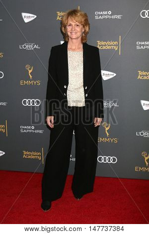 LOS ANGELES - SEP 16:  Melissa Leo at the TV Academy Performer Nominee Reception at the Pacific Design Center on September 16, 2016 in West Hollywood, CA