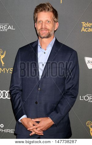 LOS ANGELES - SEP 16:  Paul Sparks at the TV Academy Performer Nominee Reception at the Pacific Design Center on September 16, 2016 in West Hollywood, CA