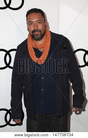 LOS ANGELES - SEP 15:  Felix Solis at the Audi Celebrates The 68th Emmys at the Catch on September 15, 2016 in West Hollywood, CA