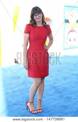 LOS ANGELES - SEP 17:  Katie Crown at the