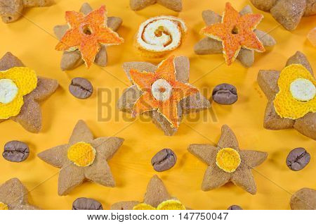 Christmas  Star Shape Cookies
