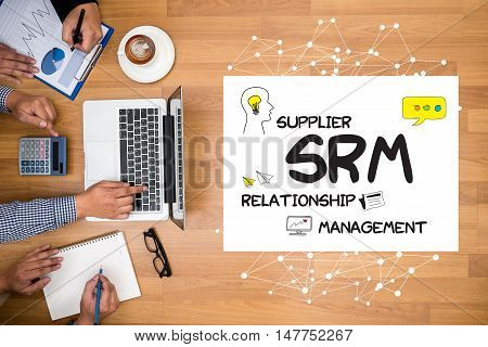 Man Work Srm Supplier Relationship Management  Assessment Enterprise Analysis