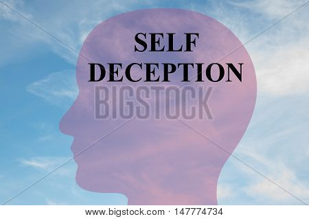 Self Deception Concept