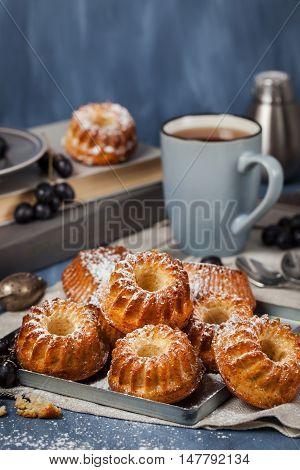 Fresh Homemade Delicious Mini Bundt Cakes