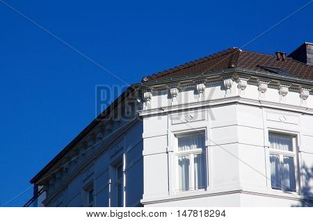 Historic Renaissance Revival Architecture, Aachen