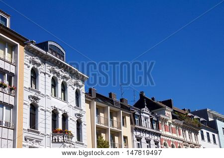 Historic Renaissance Revival Architecture, Aachen