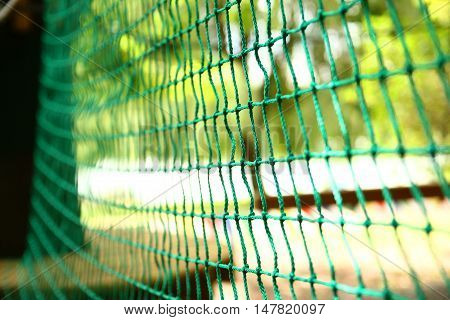 rope Sports Park a stretched mesh background