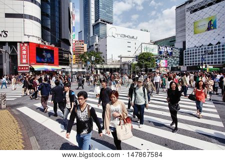 Hachiko Crossing