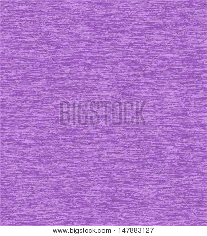 Abstract lilac noisy background. Speckled purple vector background