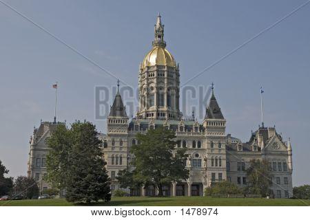 Hartford State Capitol Building